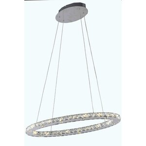 Edgardo 18-Light Crystal Chandelier