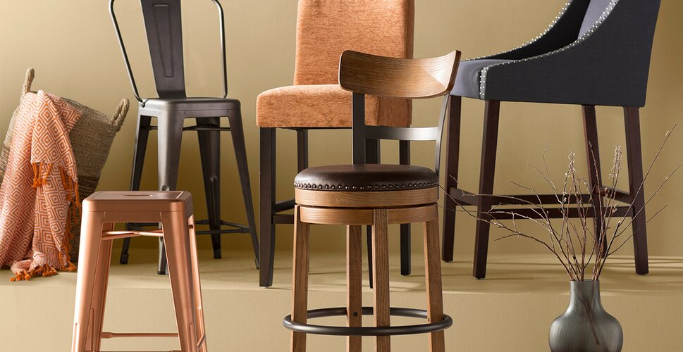 Bar Stools In Every Size U0026 Style