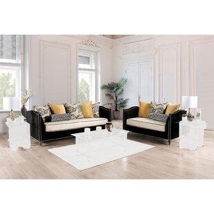 Amdi 2-pcs Living Room Set by Rosdorf Park