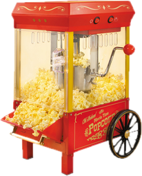 Popcorn Machines & Accessories