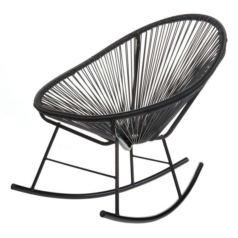Design Tree Home Acapulco Rocking Chair  Reviews AllModern