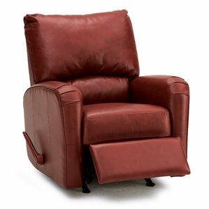 Colt Leather Power Rocker Recliner by Palliser Furniture