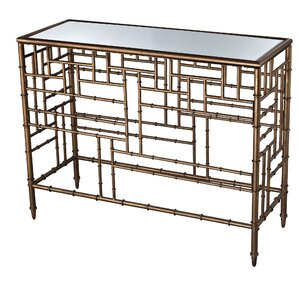 Bertrange Console Table by World Menagerie