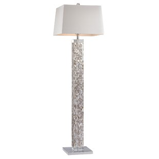 Reviews Stinson 63 Floor Lamp By Rosecliff Heights