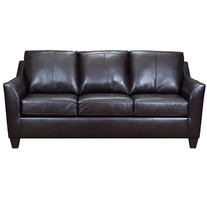 Astounding Lochmoor Leather Sofa Pabps2019 Chair Design Images Pabps2019Com