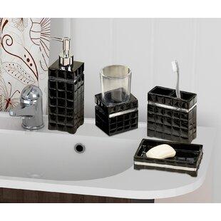 Compare & Buy Caldwell 4 Piece Bathroom Accessory Set ByRosdorf Park
