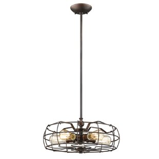 Buying Kalel 5-Light Drum Chandelier By Williston Forge
