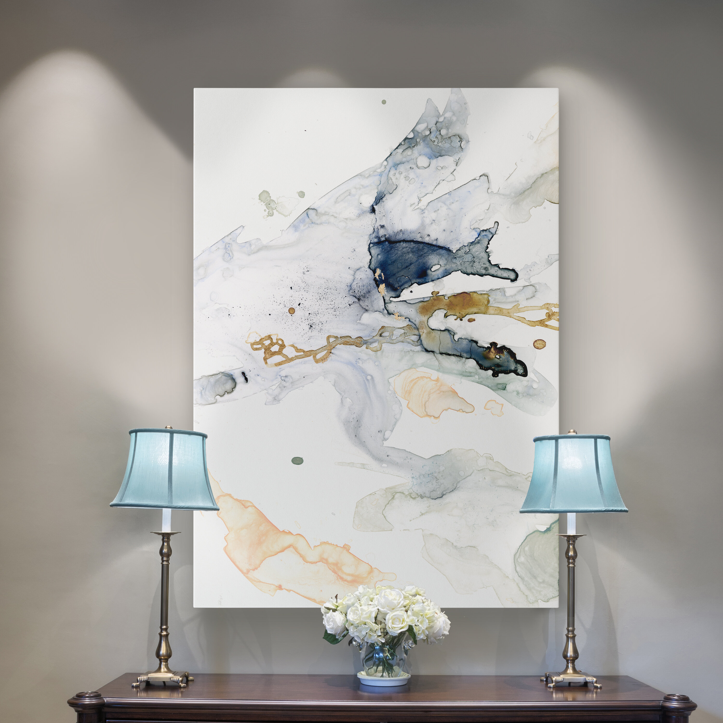 Acrylic Painting Wall Art You Ll Love In 2021 Wayfair