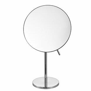 Best Reviews Bustillos Magnifying Makeup/Shaving Mirror By Rebrilliant