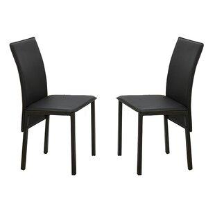 Bobkona Limbra Parsons Chair (Set Of 2)