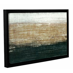 'Sandstorm' Framed Graphic Art on Wrapped Canvas by 17 Stories