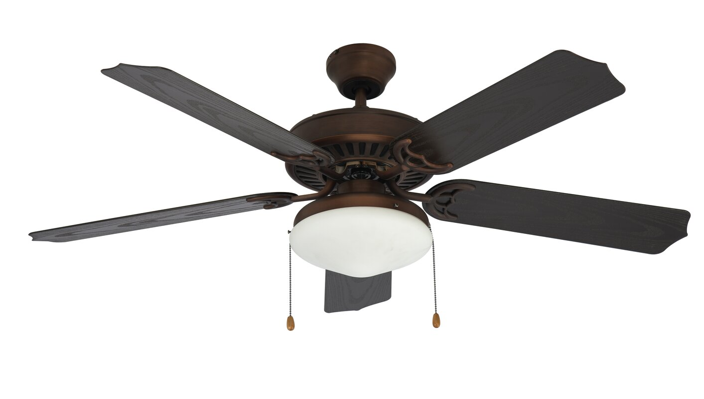 Three posts searles 5 blade ceiling fan reviews wayfair searles 5 blade ceiling fan aloadofball Image collections