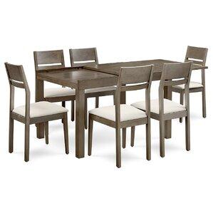 tucanae 7 piece dining set