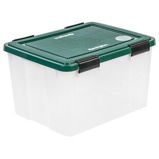 Remington Weathertight Storage Box  sc 1 st  Wayfair & Iris Weathertight Storage Box | Wayfair