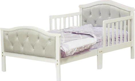 Orbelle the orbelle toddler bed reviews wayfair - Wayfair childrens bedroom furniture ...
