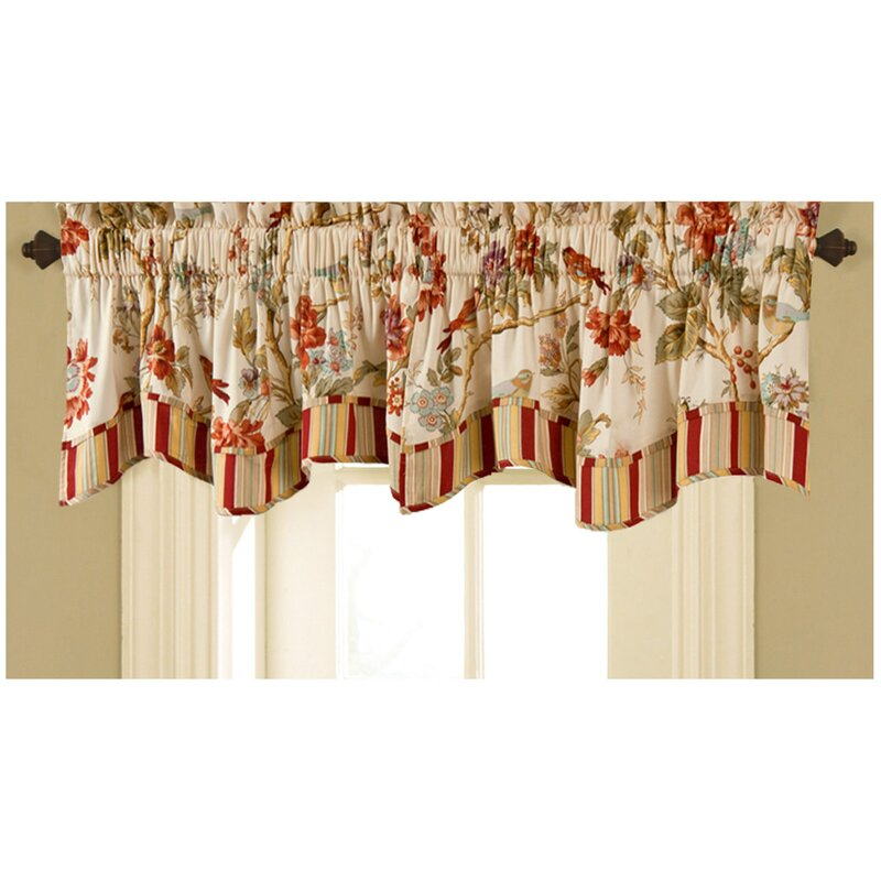 Waverly Valances & Kitchen Curtains You\'ll Love