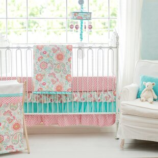 Read Reviews Sweatt 3 Piece Crib Bedding Set By Harriet Bee