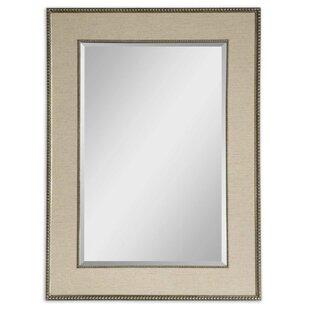 Charlton Home Bethune Marilla Beveled Wall Mirror
