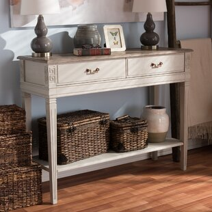 Compare & Buy Westrick French Provincial Console Table ByOphelia & Co.