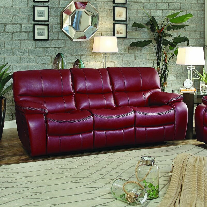 Beck Reclining Sofa By Red Barrel Studio Where Can I Buy