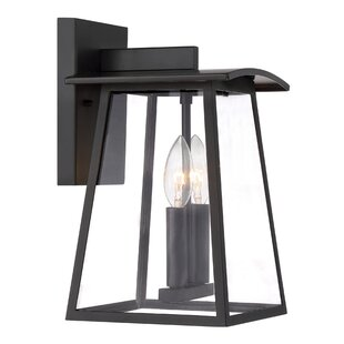 Compare & Buy Calderwood 1-Light Outdoor Wall Lantern By Designers Fountain