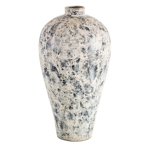 Bodenvase Eyota Bloomsbury Market Größe: 80 cm H x 45 cm B x 45 cm T | Dekoration > Vasen > Bodenvasen | Bloomsbury Market