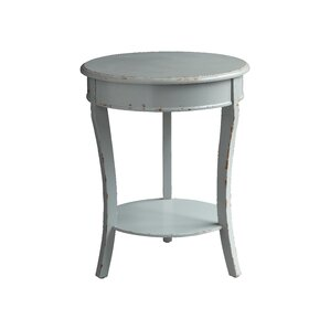 Moshe End Table by August Grove