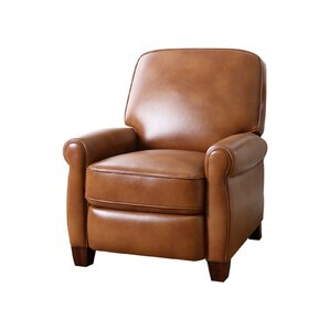 Bergenline Pushback Recliner by Mercury Row