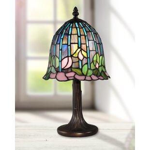 Comparison Roper Lotus 14.75 Table Lamp By Astoria Grand