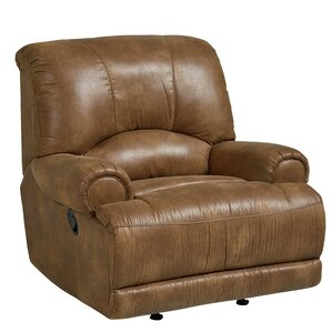 Leiters Manual Rocker Recliner by Andover Mills