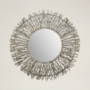 Loon Peak Cromartie Tree Branch Wall Mirror