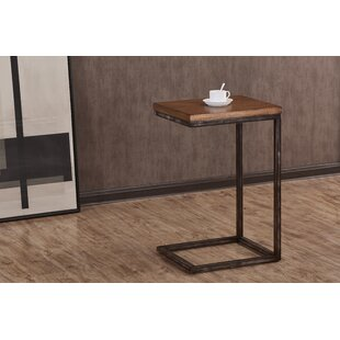 Wellman Chairside End Table Williston Forge