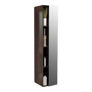 Tall Narrow Linen Cabinet | Wayfair