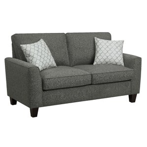 Clearance Serta at Home Serta® RTA Deep Seating Astoria 61 Loveseat