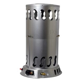 200,000 BTU Portable Propane Convection Heater by Mr. Heater