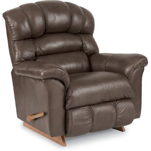 Crandell Leather Recliner by La-Z-Boy