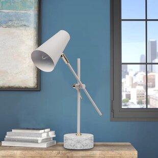 Great Price Corbin 18 Desk Lamp By Orren Ellis