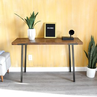Piper 47.5 Solid wood Console Table by Union Rustic