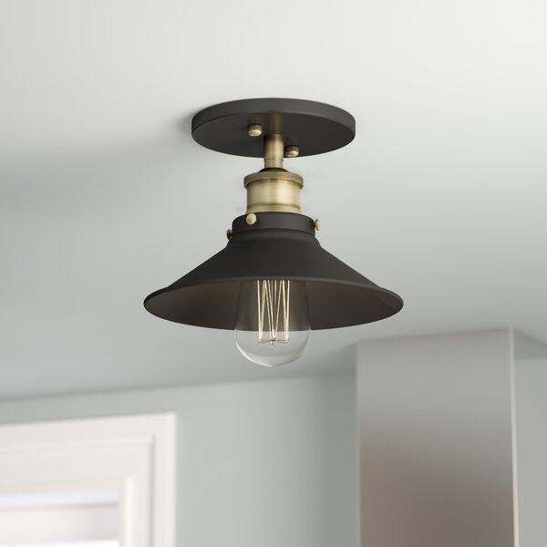 Kitchen Lighting Montreal: Montreal 1-Light Semi-Flush Mount & Reviews