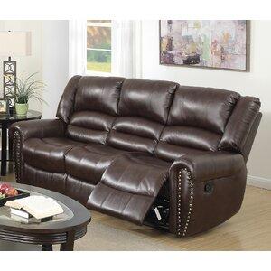 Ingaret Reclining Sofa by Red Barrel Studio