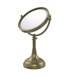 Compare Marnisha Table Mirror By Winston Porter