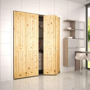 Exceptionnel Sliding Manufactured Wood Bi Fold Doors