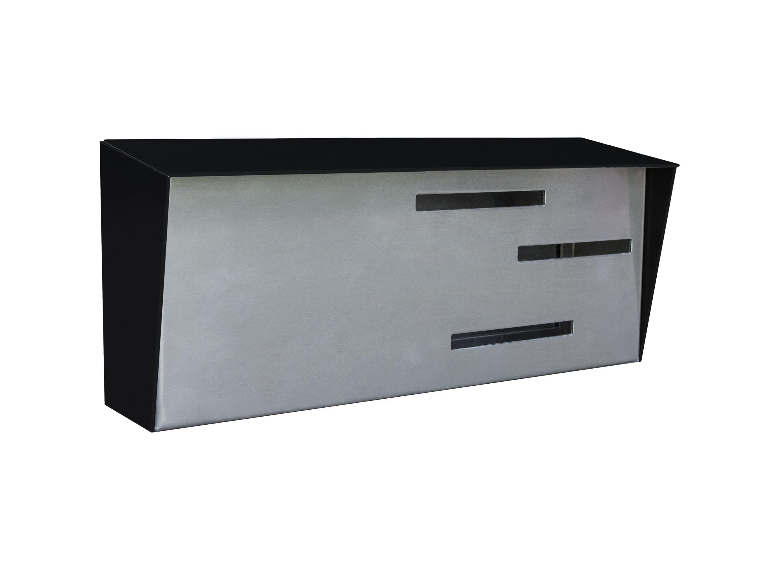 modern wall mount mailbox. Modren Wall On Modern Wall Mount Mailbox L