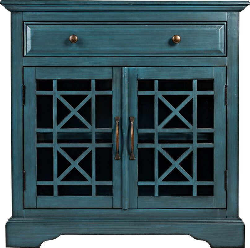 daisi 1 drawer 2 door accent cabinet