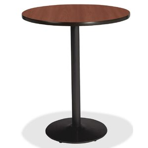 Bistro Laminate Pub Table by Lorell