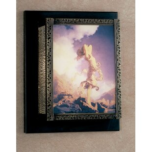 Affordable 1-Light Maxfield Parrish Ecstacy Wall Sconce By Meyda Tiffany