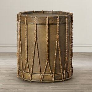 Abhishek End Table by Worl..