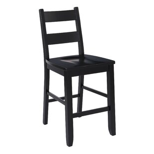 Read Reviews Pointer Kitchen 24 Bar Stool by Charlton Home