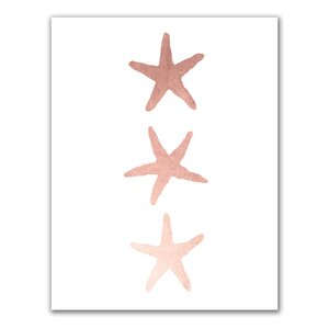 'Starfish' Painting Print by Jetty Home