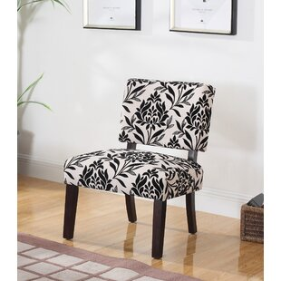 Review Dace Slipper Chair by Bloomsbury Market